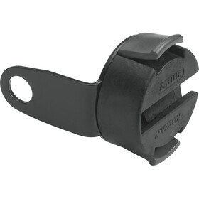 ABUS Raydo Pro 1440/85 Spiral Cable Lock TexKF, black
